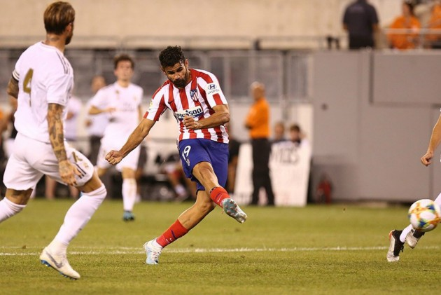 Real Madrid 3-7 Atletico Madrid: Diego Costa Scores Four In Stunning Derby Rout