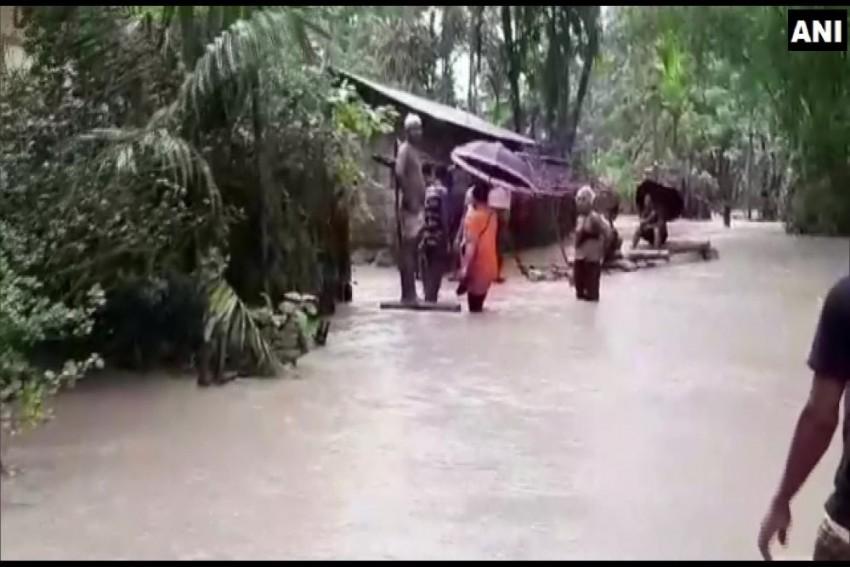 Assam Floods: Death Toll Reaches 80 Even As Water Level Recedes