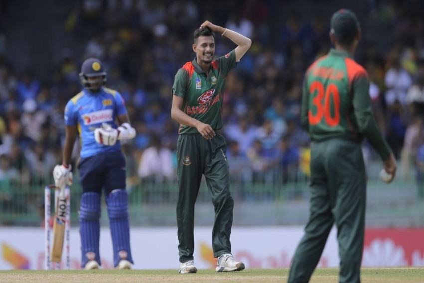Bangladesh Fined For Slow Over-Rate In First Sri Lanka ODI