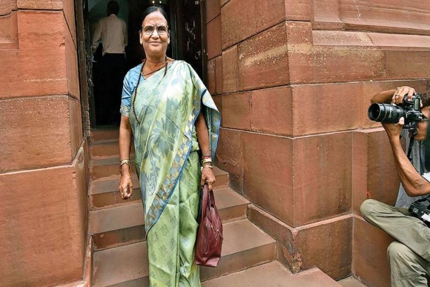 'I Have The Power To Face A Man Like Azam Khan,' Says BJP MP Rama Devi