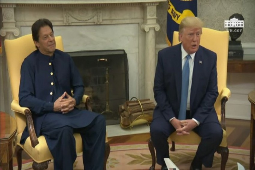 After Trump-Imran Meet, US Approves Sales To Support Pak's F-16 Fighter Jets