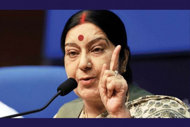 He Suffers From 'Mental Perversion': Sushma Swaraj On Azam Khan's Sexist Comment