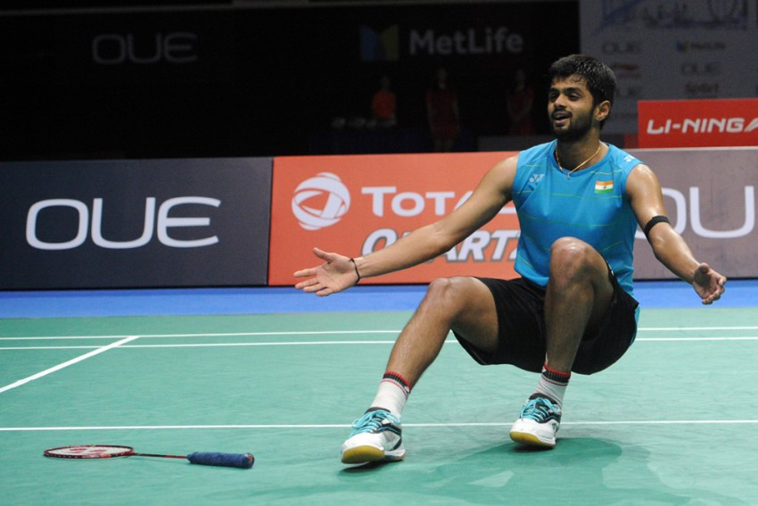 Japan Open Badminton: Sai Praneeth Crashes Out Of Semifinals, Loses To Kento Momota