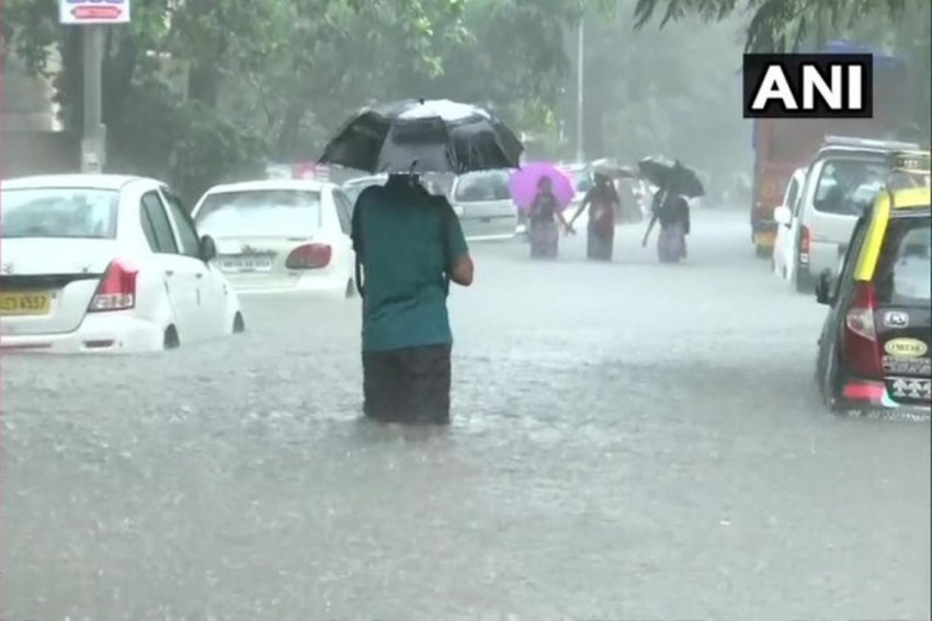 Mumbai: Part of Bridge Washed Away, Traffic Suspended; IMD Predicts Heavy Rains Today