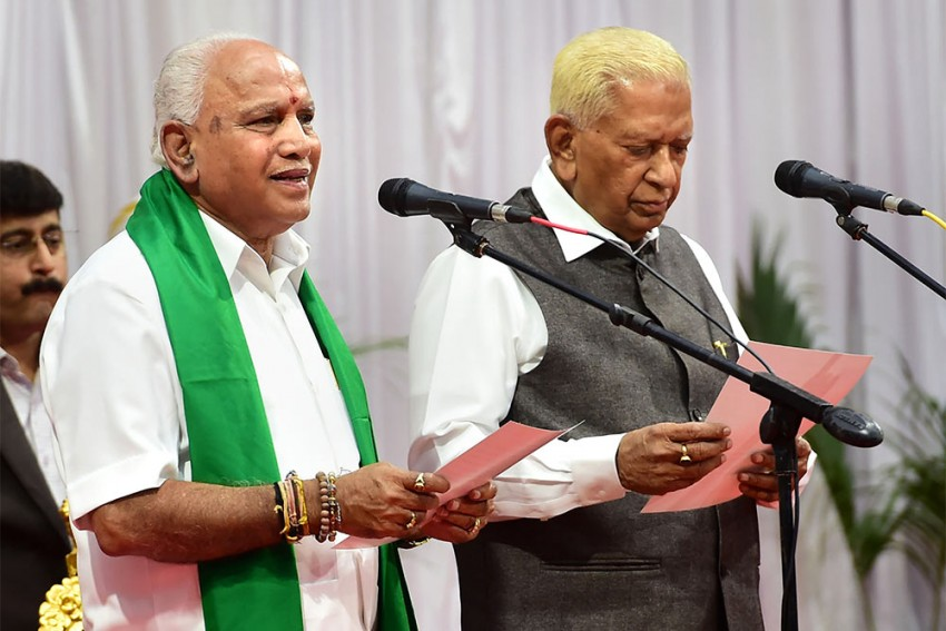 With Disqualification Of 14 Rebel Karnataka MLAs, Strength Comes Down To 208; It's Advantage BJP