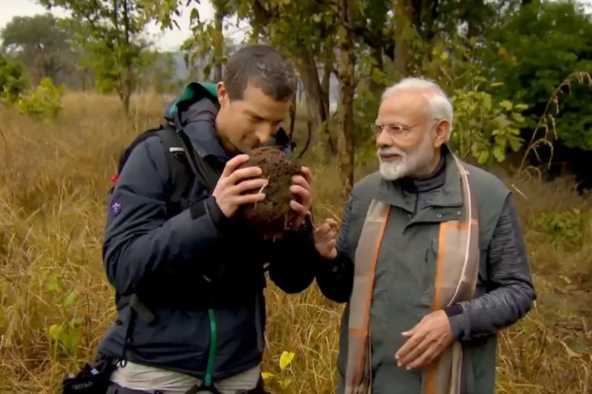 PM Narendra Modi To Feature In Discovery Channel's Television Show 'Man Vs Wild'