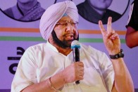 Priyanka Gandhi 'Perfect Choice' For Congress President, Says Amarinder Singh