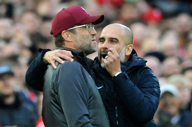 Manchester City Showdown Won't Influence Liverpool's Premier League Title Bid: Jurgen Klopp