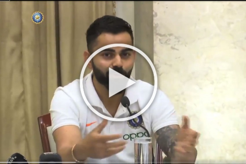 WATCH: Virat Kohli Slams Reports Of Rift With Rohit Sharma, Says People Are Creating Lies And Fantasies