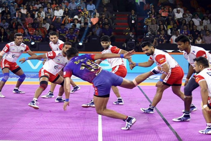 Pro Kabaddi League 2019: Dabang Delhi Continue Winning Run, Beat Haryana Steelers