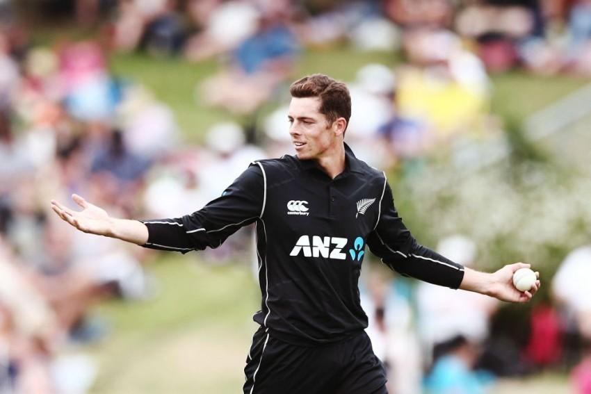 Mitchell Santner Returns To New Zealand Test Squad For Sri Lanka Series