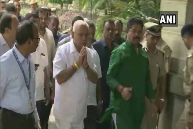 Karnataka Floor Test Live:  Assembly Speaker K R Ramesh Kumar Resigns