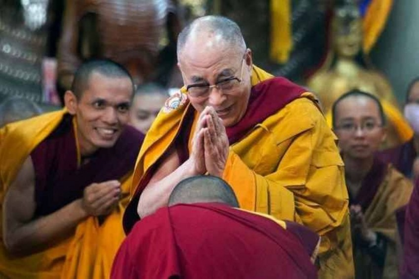 Dalai Lama Apologises For Comment On Women