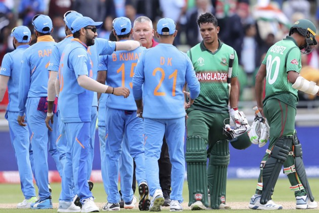 IND Vs BAN, ICC Cricket World Cup 2019: Rohit Sharma's Ton, Jasprit Bumrah's Yorkers Take India To Semifinals