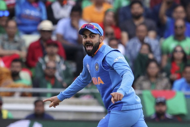 ICC Cricket World Cup 2019: Virat Kohli Stares At Suspension After Another Furious Argument With Umpires