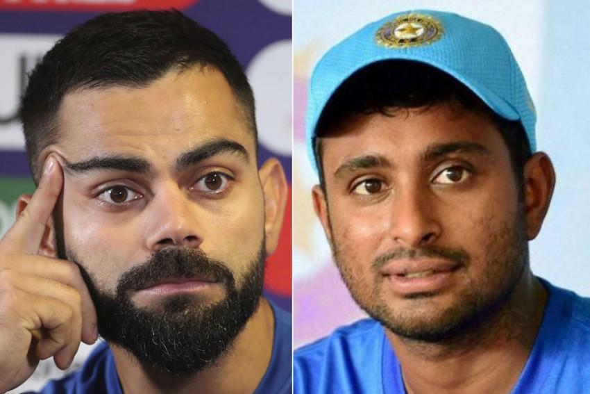 ICC Cricket World Cup 2019: Fans Can't Digest Virat Kohli's Reaction On Ambati Rayudu Retirement