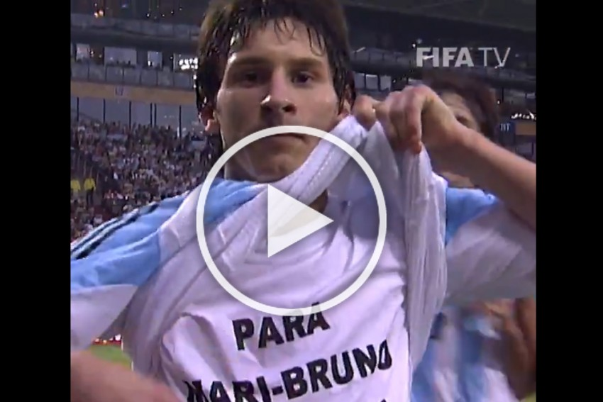 On This Day In 2005: Argentina Won The FIFA U-20 World Cup With Lionel Messi Winning The Golden Boot – WATCH GOALS
