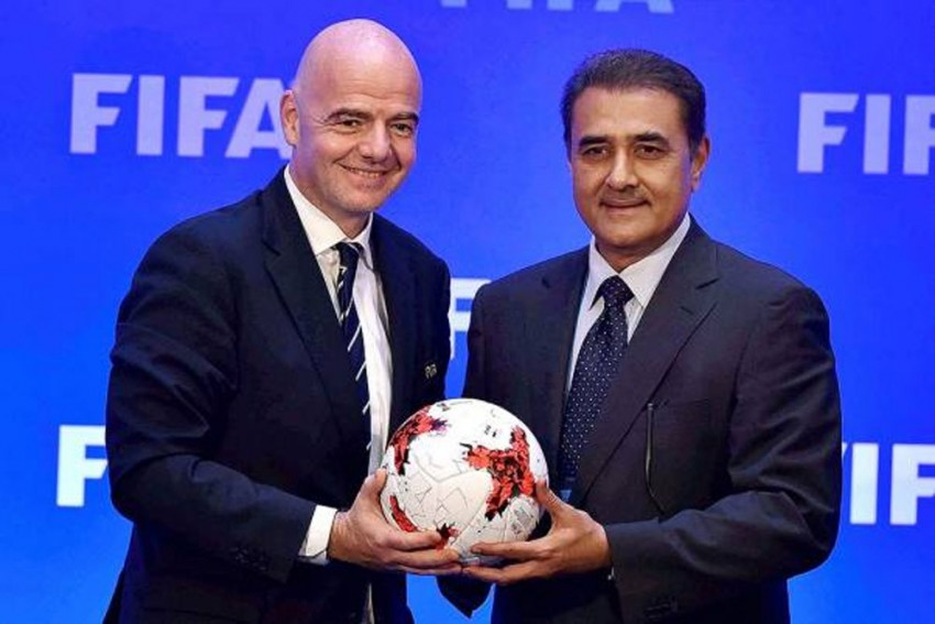 AIFF President Praful Patel Wants I-League, ISL To Co-Exist For Another Three Years
