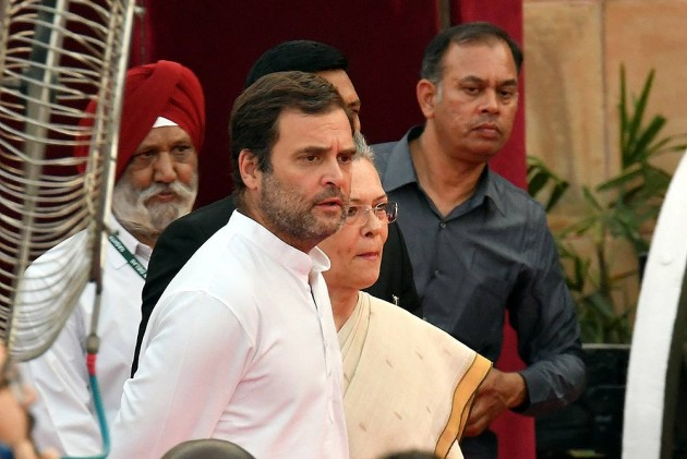 'Every Living Cell In My Body Resists BJP's Idea Of India,' Says Rahul Gandhi