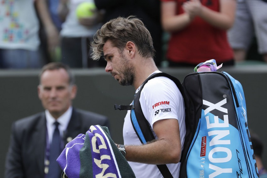 Wimbledon 2019: Stan Wawrinka Suffers Shock Exit; Serena Williams, Andy Murray Wait Mixed Doubles Fate