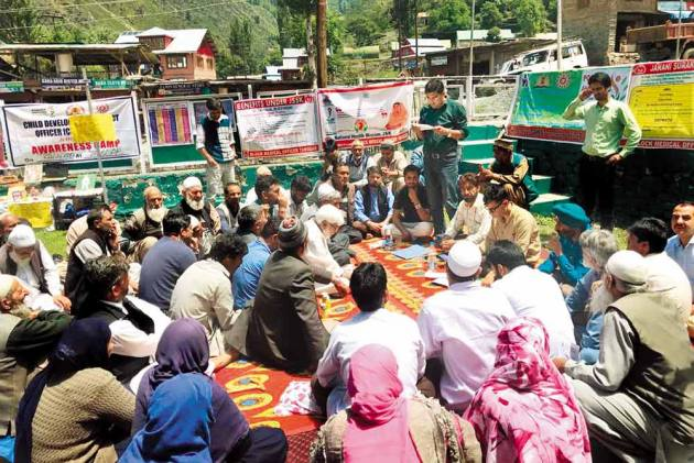 Government's Successful Rural Outreach Programme Worries Politicians In J&K