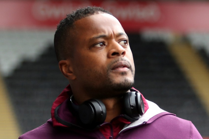 Former Manchester United And France Defender Patrice Evra Announces Retirement