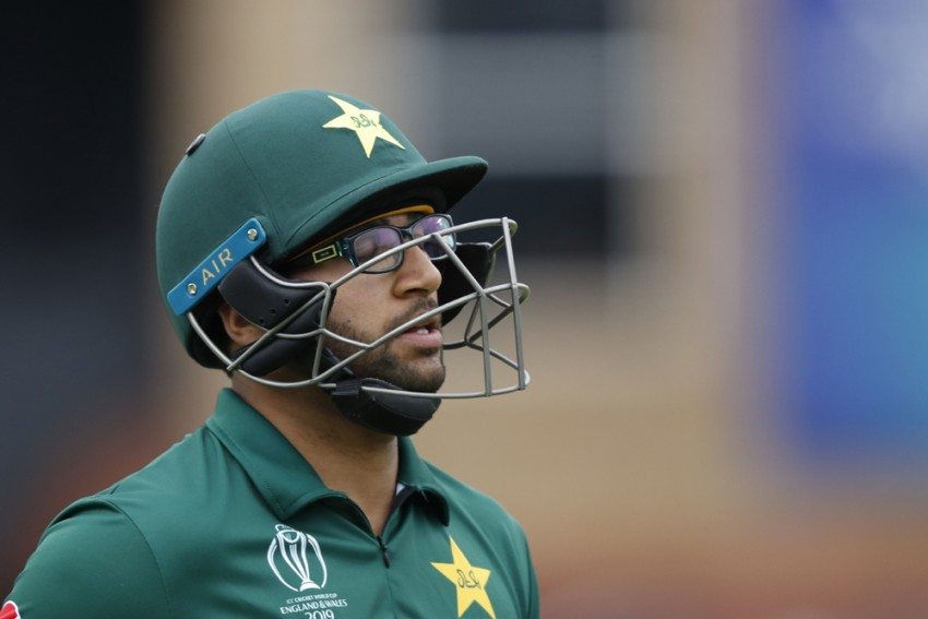 Pakistan Opener Imam-Ul-Haq Apologises To PCB For Online Scandal Involving Multiple Women