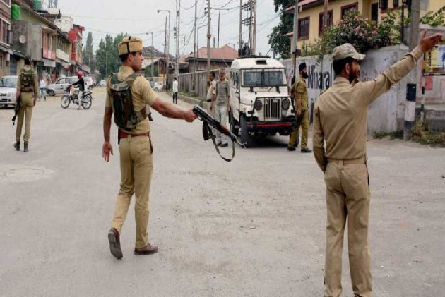 J&K Police Finds Solution To Curb Gun Snatching By Militants