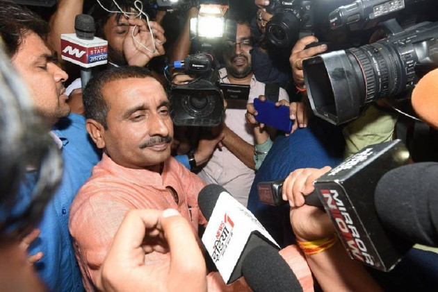 Unnao Rape Accused MLA Sengar Suspended Long Ago, Says UP BJP Chief