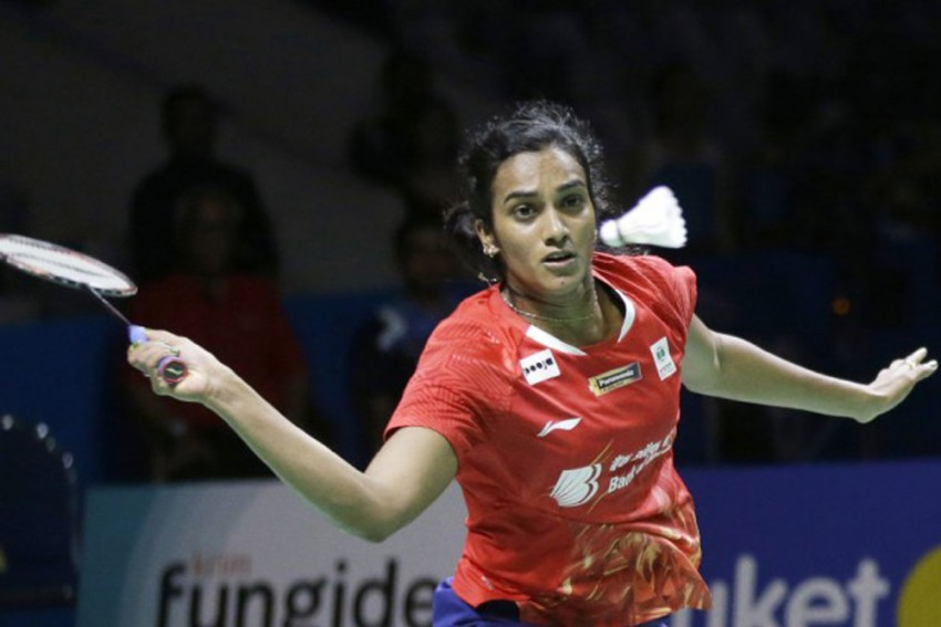 PV Sindhu Withdraws From Thailand Open Badminton Tournament