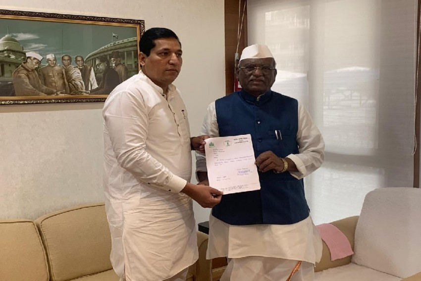 Four Congress-NCP MLAs Resign In Maharashtra, Set To Join BJP