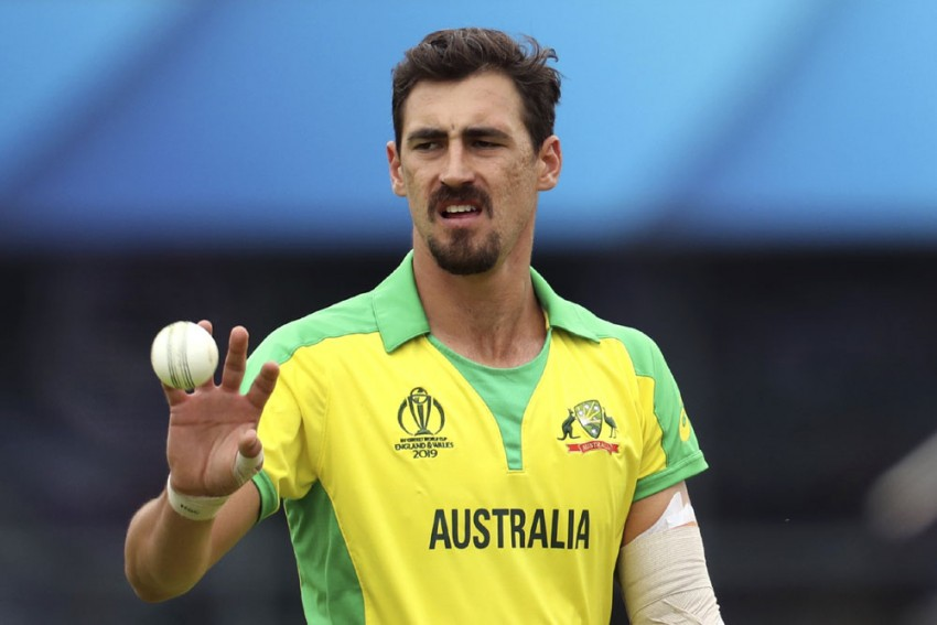 England Vs Australia: Mitchell Starc Likely To Miss Ashes 2019 Opener