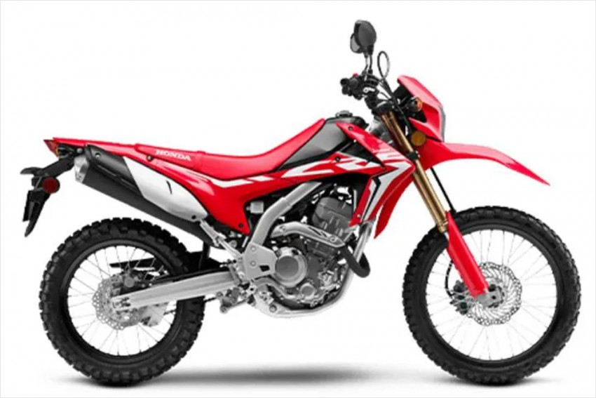 2020 Honda CRF250L, CRF250 Rally Details Revealed