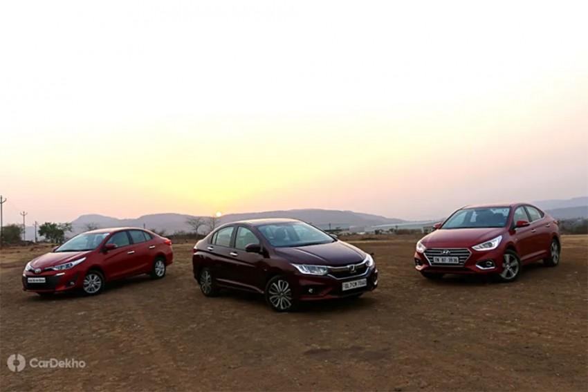 Is The Hyundai Verna AT More Frugal Than Honda City And Toyota Yaris?