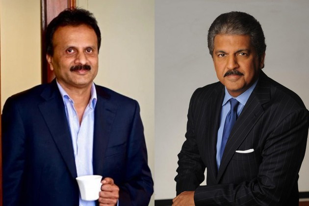 In Wake Of CCD Owner's Case, Industrialist Anand Mahindra Has A Piece Of Advice For Entrepreneurs