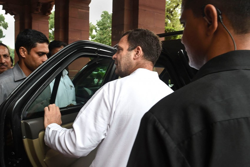 Demonetisation, GST Rollout Perfect Examples Of Modi Govt's Lack Of Depth, Ineptitude: Rahul Gandhi