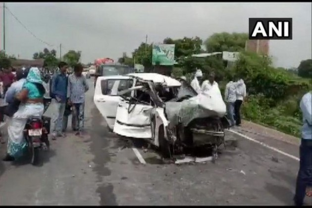 Unnao Rape Case: CBI Reaches Car Crash Site In Rae Bareli, Books Suspended BJP MLA