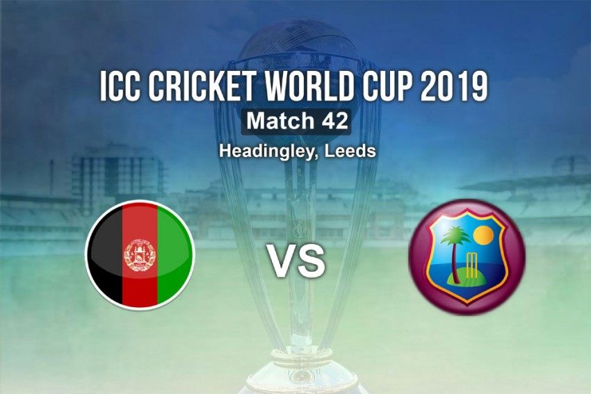 Afghanistan Vs West Indies, Cricket World Cup 2019 Highlights: Windies Beat Afghans In Chris Gayle's Final WC Match