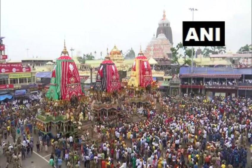 Odisha: Nine-Day Grand 'Rath Yatra Festival' Begins In Puri