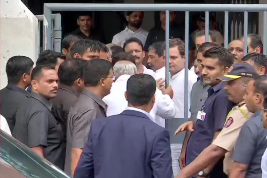 Rahul Gandhi Pleads 'Not Guilty' In Defamation Case By RSS Worker; To Face Trial