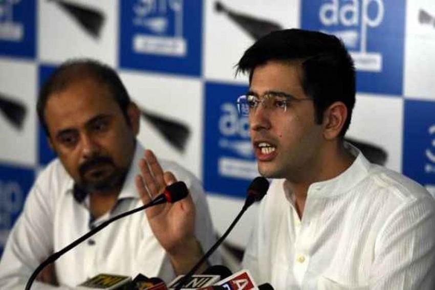 AAP's Raghav Chadda Moves Court Challenging South Delhi LS Poll Result