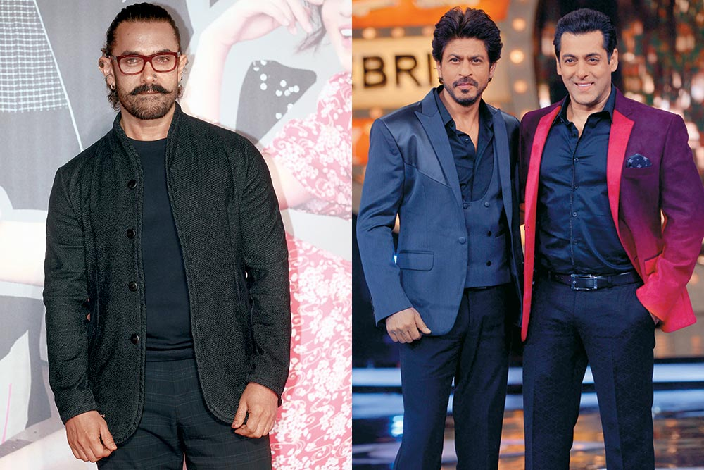 Why Aamir, Shah Rukh, Salman Can't Take Their Stardom For Granted