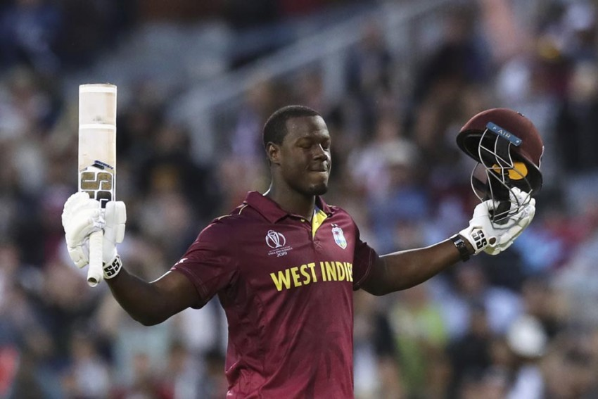 Cricket World Cup: West Indies Need To Follow England Template To Bounce Back, Says Carlos Brathwaite