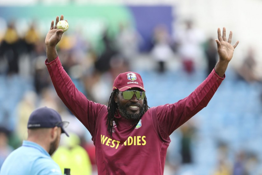 ICC CWC 2019: Ever Jovial Chris Gayle Shares His Regret, Makes Moving Statement After His Final World Cup Game