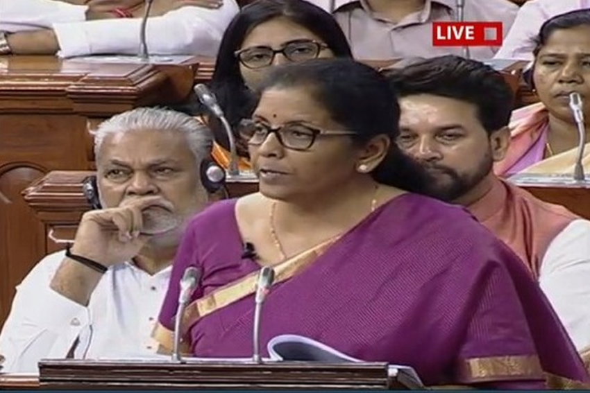 Budget 2019: No Tax On Funds Raised By Startups And Other Key Takeaways From FM Sitharaman's Speech