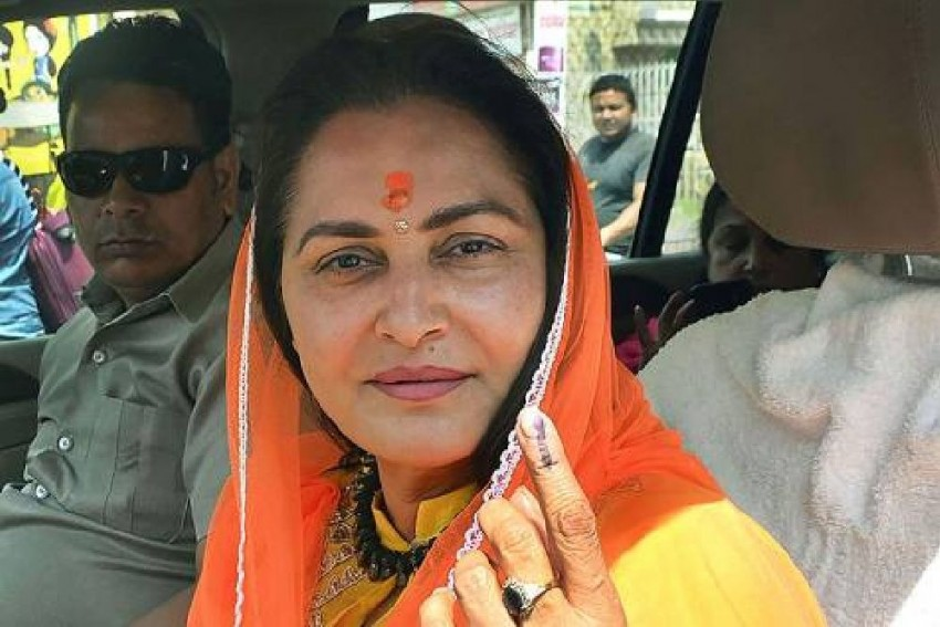 Jaya Prada Moves Court Against Azam Khan's Election From Rampur Parliamentary Constituency