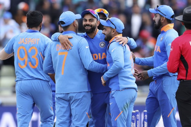 Icc Cricket World Cup 2019 India Australia Battle For No