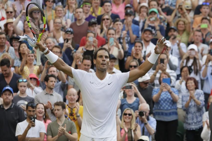 Wimbledon: Rafael Nadal Teaches Nick Kyrgios A Lesson, Angelique Kerber Knocked Out