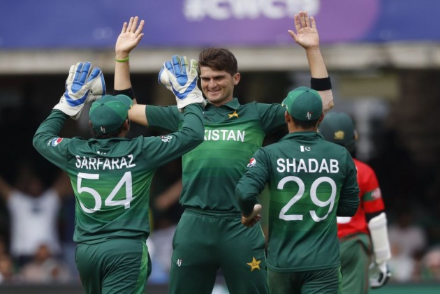 Pakistan Vs Bangladesh Icc World Cup 2019 Highlights Pak