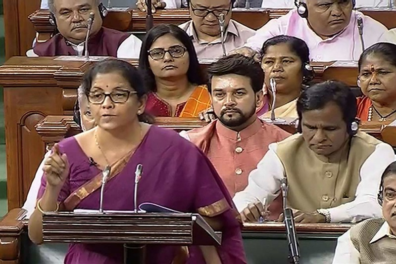 Live Updates: Union Budget 2019 Has Been Presented With A 10-Year Vision In Mind, Says FM Sitharaman